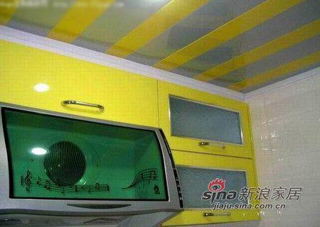 简约 一居 厨房图片来自用户2737950087在情迷糖果色の单身MM55平家19的分享