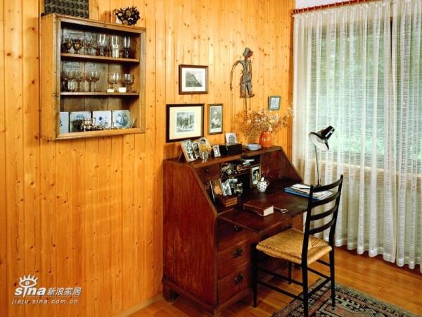 欧式 其他 书房图片来自用户2757317061在田园风格新时尚 家居的自然清新原色(三)99的分享