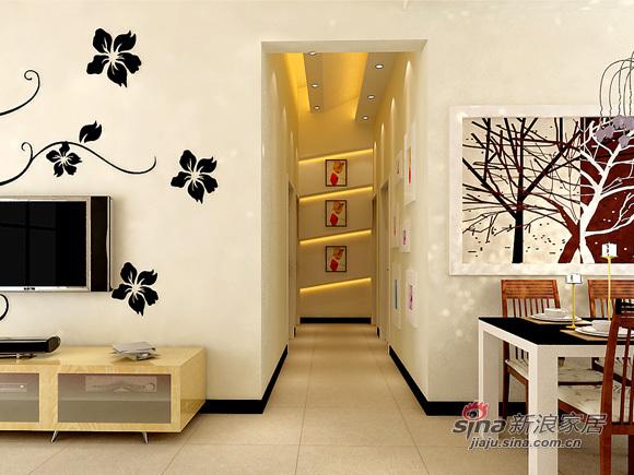 简约 三居 客厅图片来自用户2739153147在7万简约110平温馨三口之家49的分享