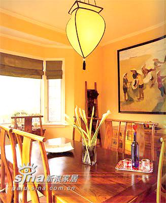 中式 别墅 餐厅图片来自用户2740483635在中国式家居装修也前卫53的分享