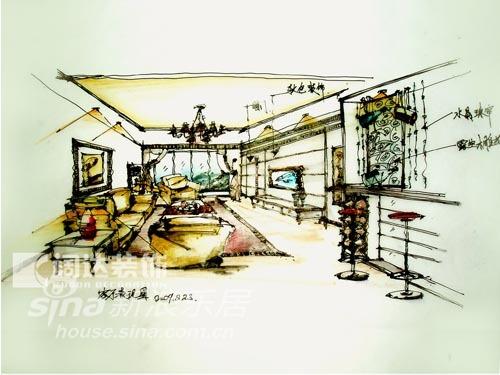 简约 三居 客厅图片来自用户2737786973在阔达装饰精美设计图49的分享