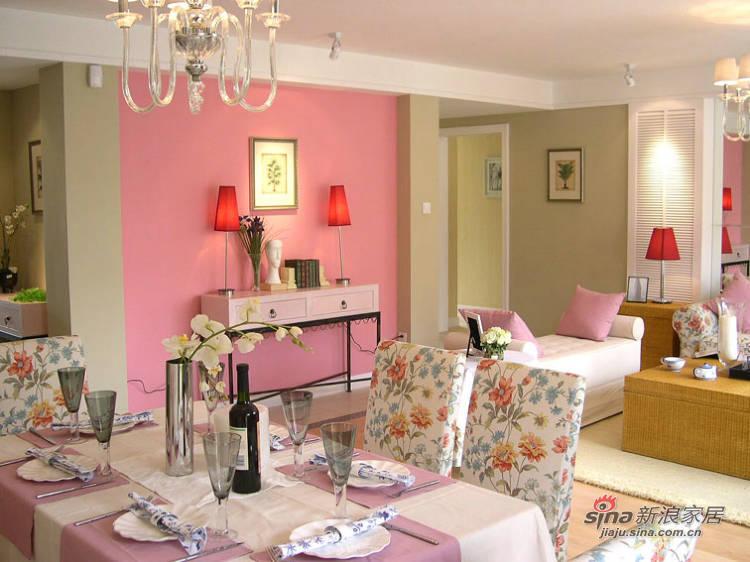 简约 三居 客厅图片来自用户2556216825在7万装152平温馨家43的分享