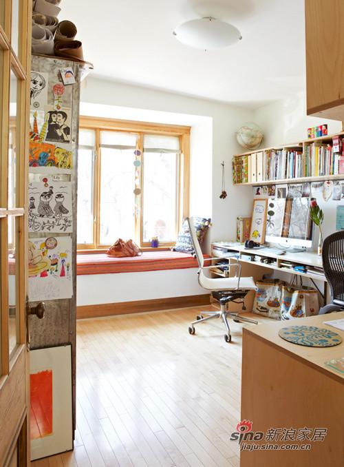 85平混搭公寓展现最炫民族风