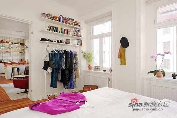 简约 一居 客厅图片来自用户2737735823在47平米一居室开放式美宅72的分享