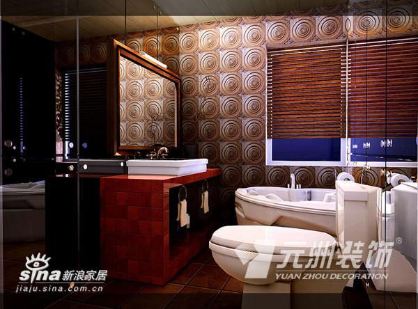 欧式 三居 卫生间图片来自用户2746889121在公寓里的乡村感觉16的分享