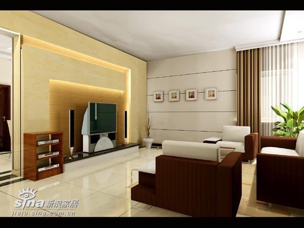 简约 复式 客厅图片来自用户2558728947在亦庄狮城百俪时尚简约设计41的分享