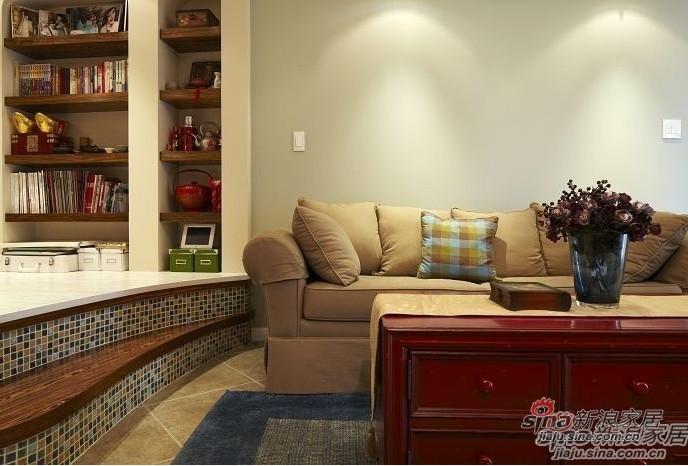 地中海 三居 客厅图片来自用户2756243717在6.8万元装扮温暖歉意的婚房72的分享