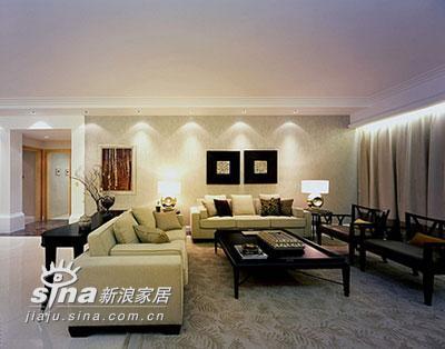简约 复式 客厅图片来自用户2739378857在豪华小区客厅样板41的分享
