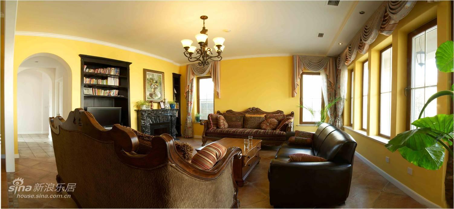 简约 一居 客厅图片来自用户2737786973在9万打造260平豪华别墅75的分享