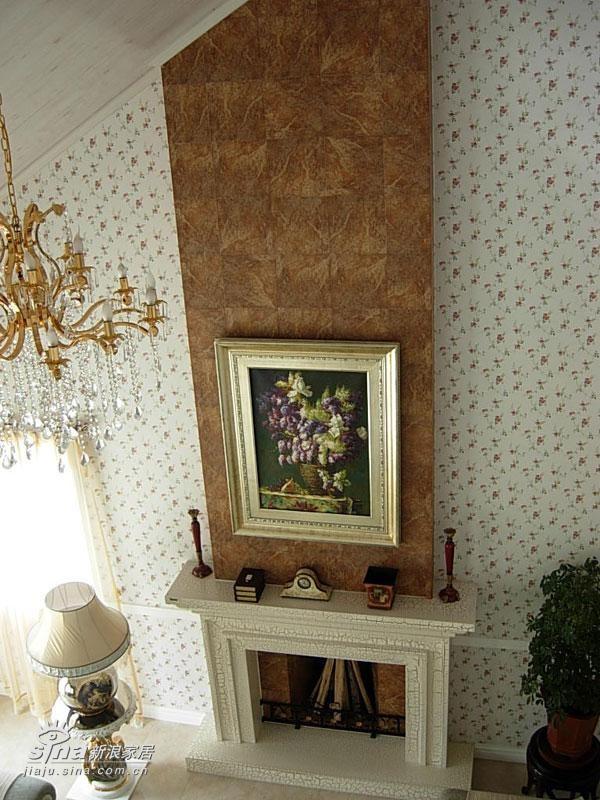 简约 复式 客厅图片来自用户2738093703在美式乡村39的分享