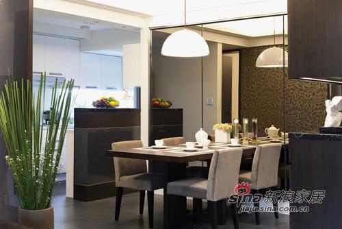 现代 三居 餐厅图片来自用户2765170907在低调奢华的退休人生62的分享