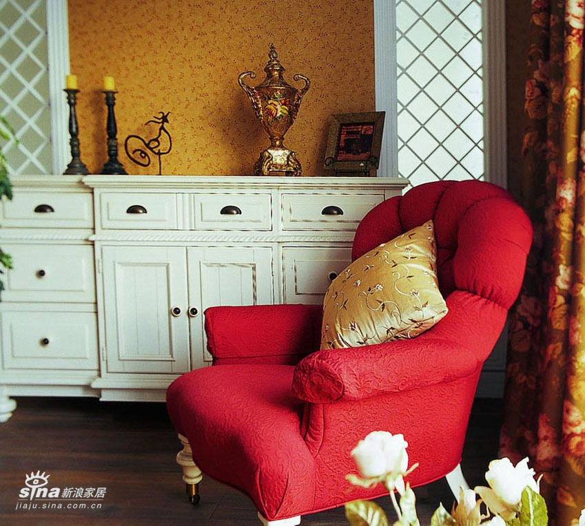 欧式 复式 客厅图片来自用户2746948411在城市理想37的分享