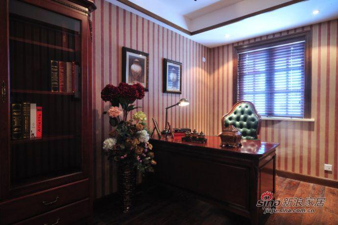简约 一居 书房图片来自用户2738820801在29万打造340平现代风格别墅37的分享