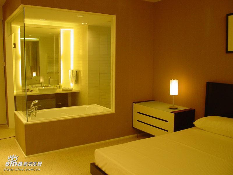 其他 别墅 卧室图片来自用户2558757937在CBD实楼样板间67的分享