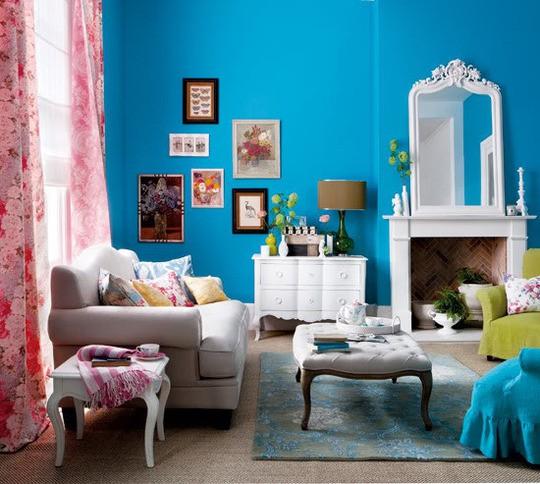 客厅 蓝色图片来自用户2772840321在22款个性客厅 美丽家装迎接美丽的春天的分享