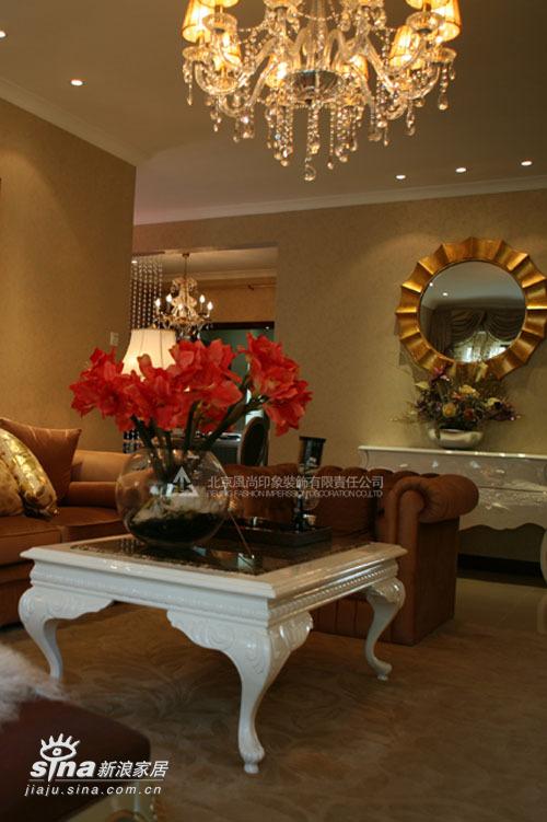欧式 三居 客厅图片来自用户2772856065在文艺三居91的分享