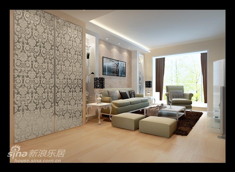 简约 二居 客厅图片来自用户2738829145在东方太阳城琴湖湾简约风格69的分享