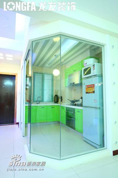 简约 二居 厨房图片来自用户2737782783在盛天尚都93的分享