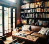 能放好多书