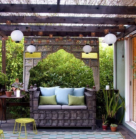 花园 沙发 靠垫 灯具图片来自用户2771736967在88的分享