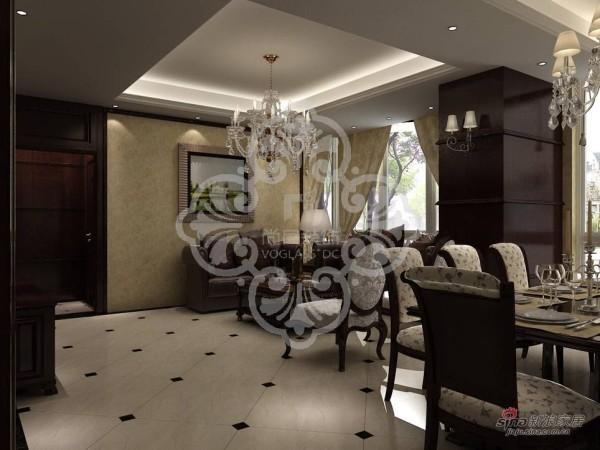 客厅,软装配饰案例