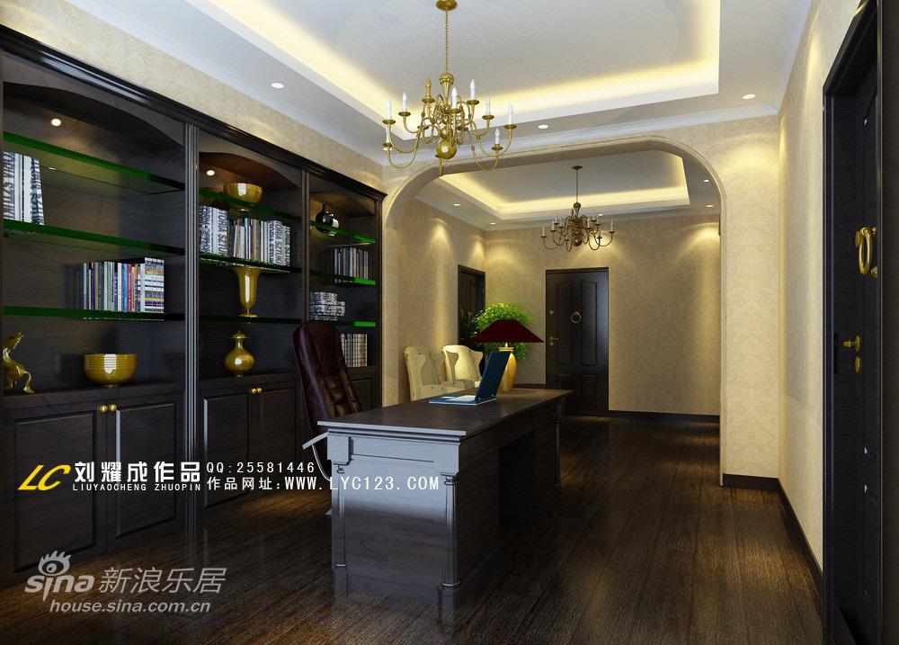 欧式 别墅 客厅图片来自用户2746948411在传说中的豪宅设计32的分享