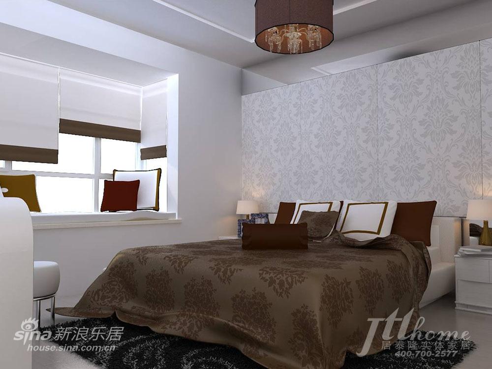 简约 三居 卧室图片来自用户2737950087在遇见幸福二之幸福涟漪27的分享