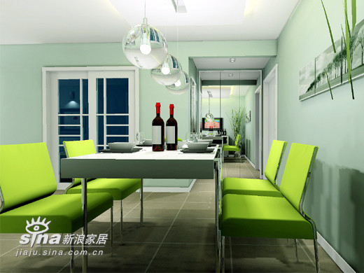 简约 二居 餐厅图片来自用户2739153147在北京新天地37的分享