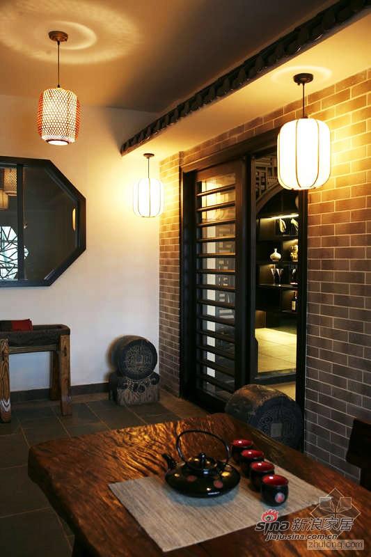 中式 别墅 客厅图片来自用户1907658205在135㎡肇庆鸿景观园中式样板房30的分享