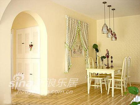 田园 跃层 餐厅图片来自用户2737946093在164平米错层惊艳婚房11的分享