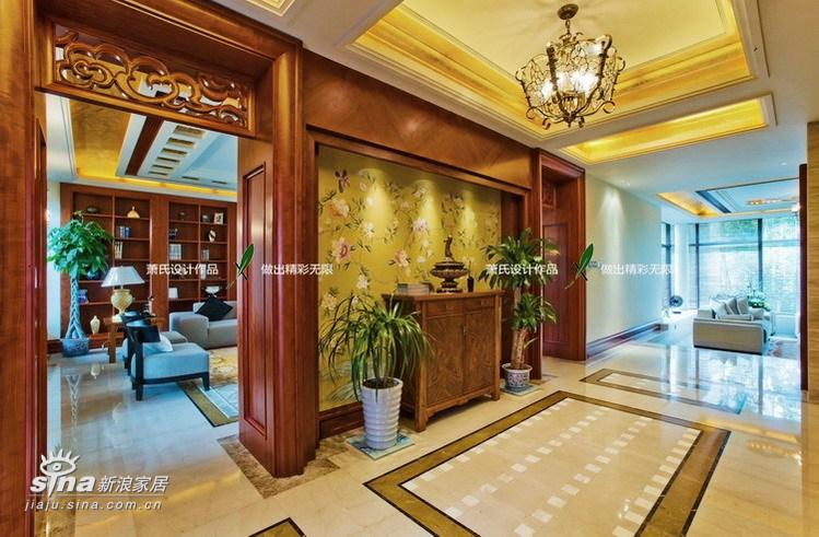 简约 别墅 客厅图片来自用户2738820801在真正的豪宅江南华府(下)99的分享