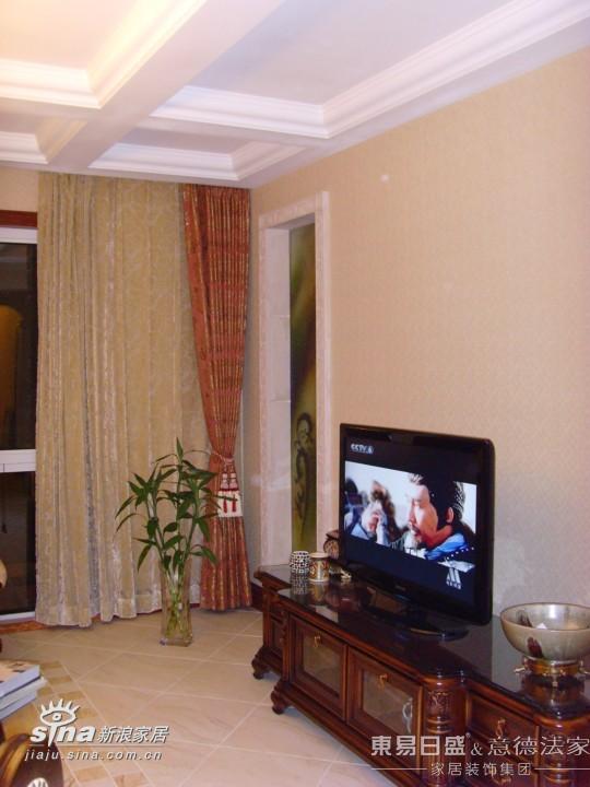 简约 一居 客厅图片来自用户2738093703在东易日盛-西山美墅馆25的分享