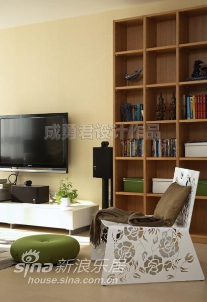 欧式 三居 客厅图片来自用户2746869241在融科橄榄城20的分享