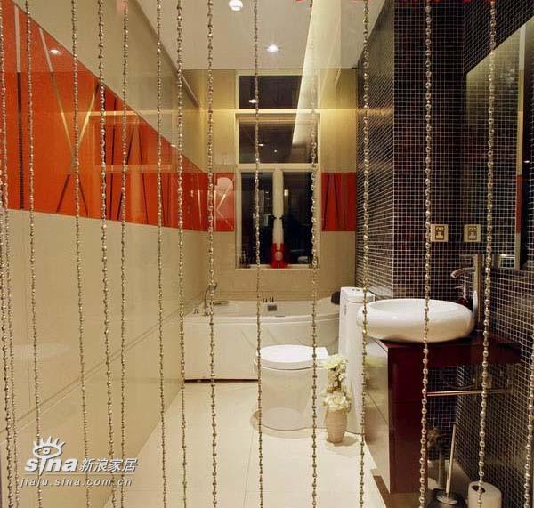 简约 二居 卫生间图片来自用户2739153147在十里河设计师出品62的分享