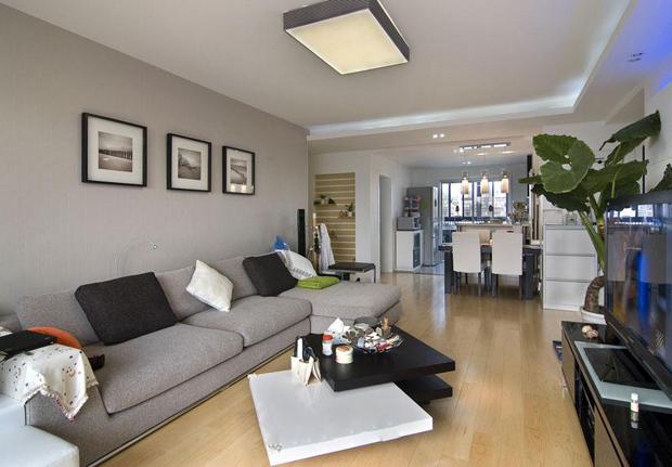 欧式 三居 客厅图片来自用户2746948411在保利百合花园装修案例36的分享