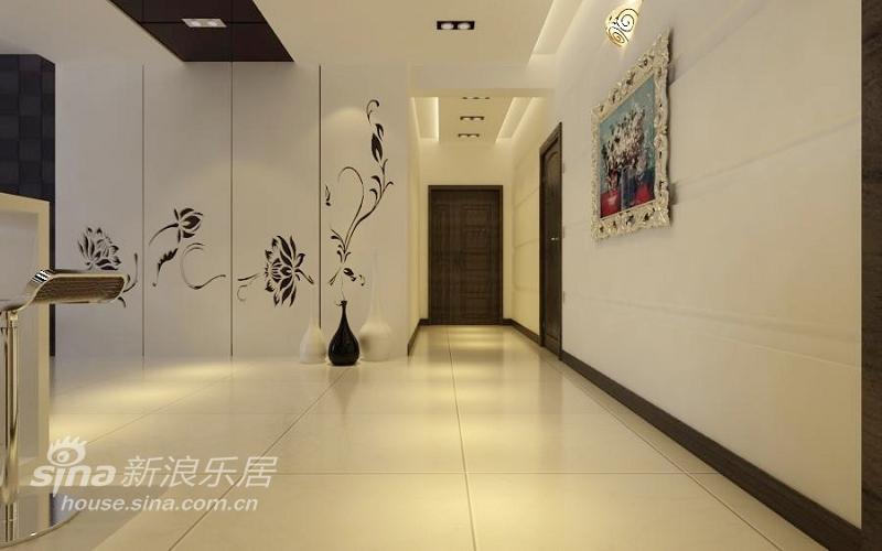 简约 四居 客厅图片来自用户2556216825在简约大气的大空间设计16的分享