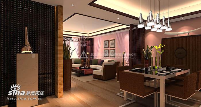 简约 三居 餐厅图片来自用户2737759857在东南亚风情84的分享