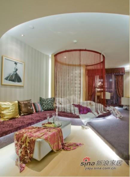 现代 一居 客厅图片来自用户2771250253在3万装极精致50平小户型家46的分享