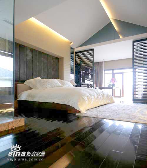 中式 别墅 卧室图片来自用户2757926655在中式简约60的分享