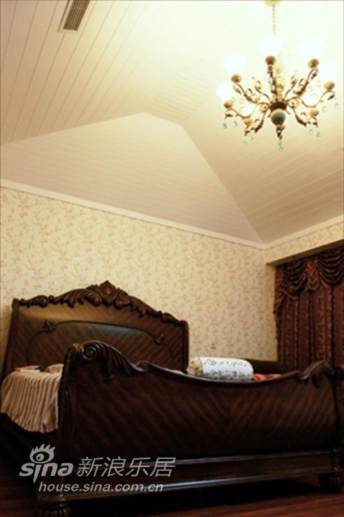 田园 别墅 卧室图片来自用户2737946093在经典的美式田园风情98的分享