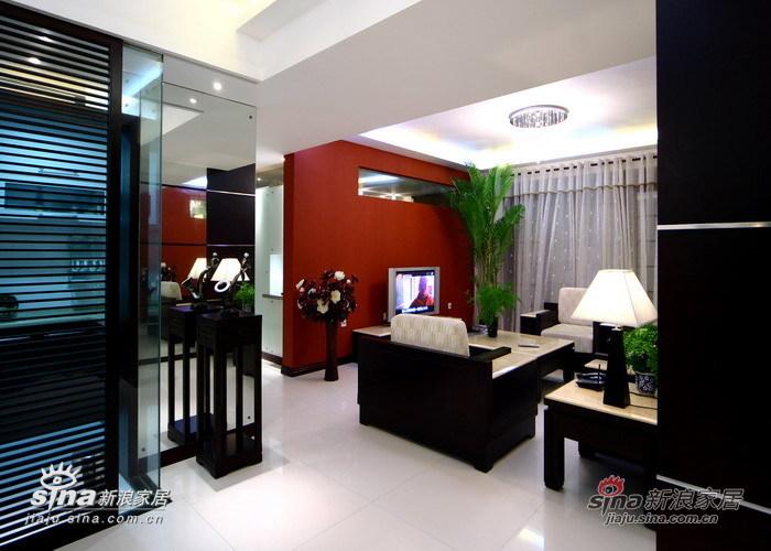 简约 三居 客厅图片来自用户2737735823在万科中粮色彩品味家居10的分享