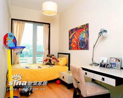 中式 三居 儿童房图片来自用户2757926655在水头设计案例17的分享