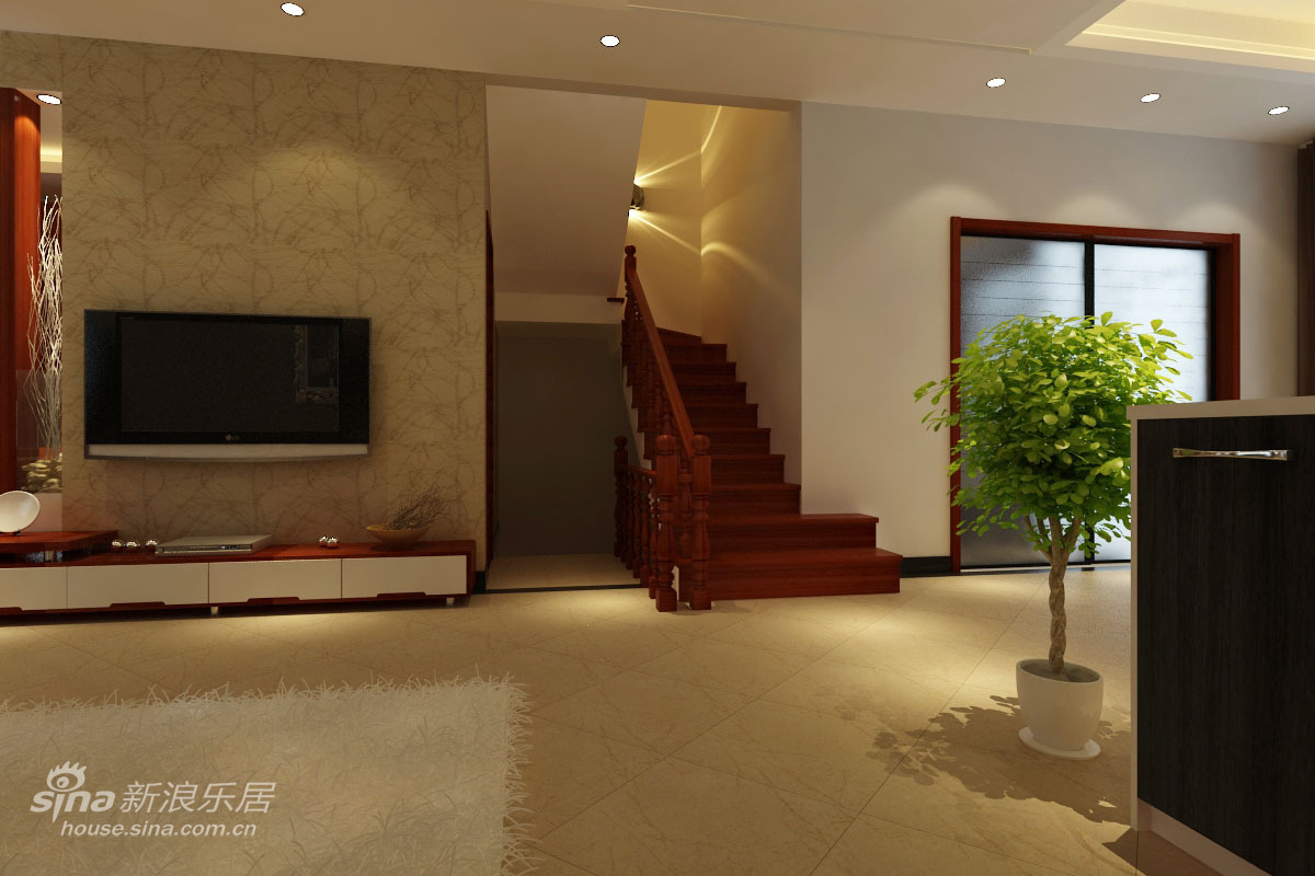 其他 别墅 客厅图片来自用户2558757937在15万装修249平米的观筑庭院简欧设计33的分享
