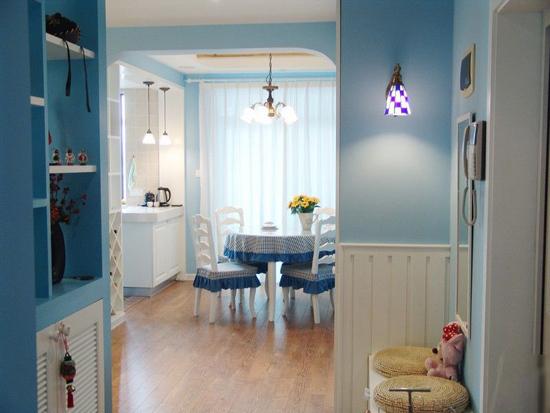 地中海 三居 客厅图片来自用户2757320995在7.2万铸造地中海风情三居室56的分享