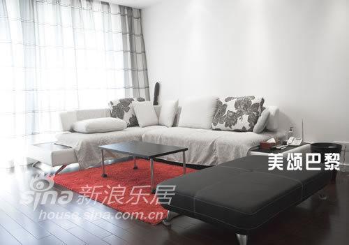 现代简约的沙发