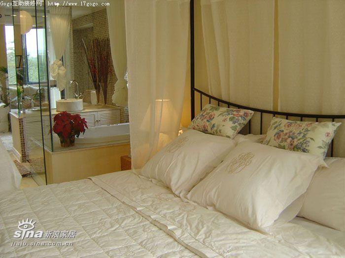 简约 一居 卧室图片来自用户2738813661在英式风格田园家三74的分享