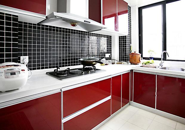 简约 一居 厨房图片来自用户2737759857在65平一居婚房87的分享