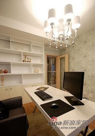 简约 三居 书房图片来自用户2738813661在80后夫妻97平时尚3居爱房99的分享