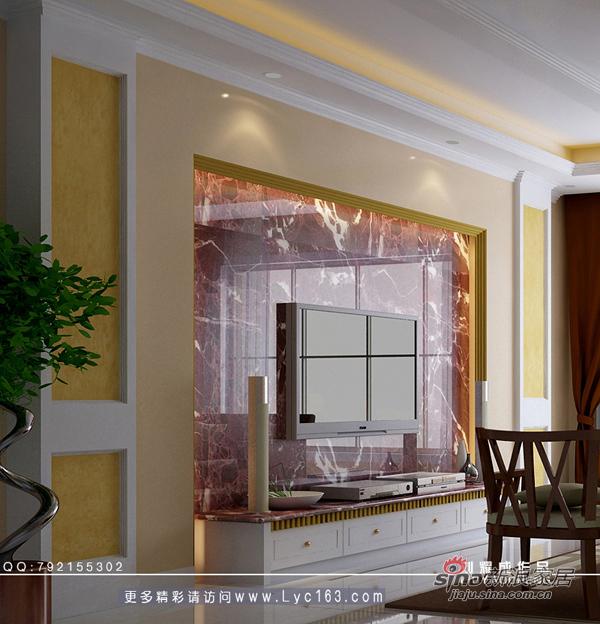 简约 三居 客厅图片来自用户2738829145在华丽简约的新古典主义风格73的分享