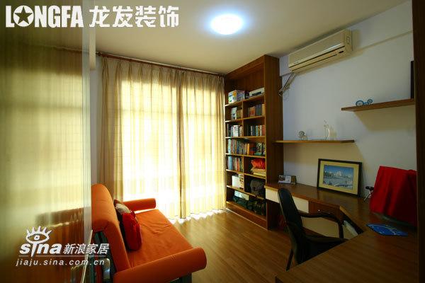 简约 一居 书房图片来自用户2745807237在锦绣江南--实景案例12的分享